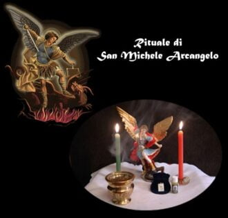 ARCHANGEL SAINT MICHAEL GREAT RITUAL