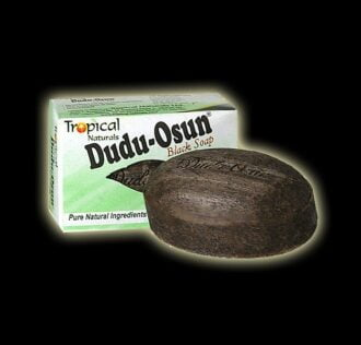 Black Soap of the Cost Dudu Osun