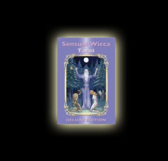 BOX SENSUAL WICCA TAROT - TAROT DEK AND BOOK