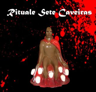 Great ritual of Punishment and revange with EXU' Sete Caveiras