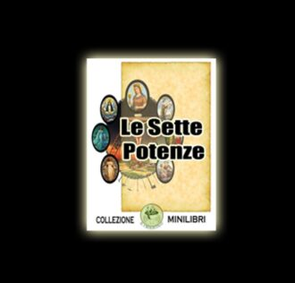 MINIBOOK COLLECTION LE SETTE POTENZE    ***EBOOK VERSION***