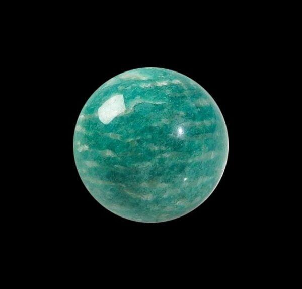 YOGA MASSAGE BALL AMAZONIT - 15 mm