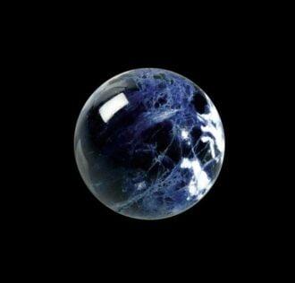 YOGA MASSAGE BLUE SODALITE - 30 mm