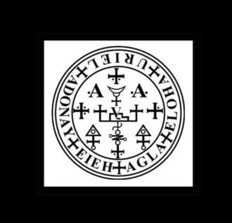 Archangel Uriel Ceremonial cloth