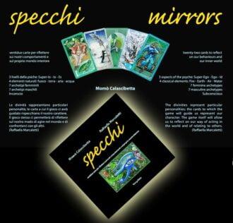 SPECCHI - libro con carte in omaggio