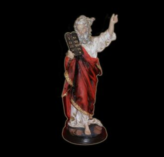 MOSES CM 31 RESIN STATUE