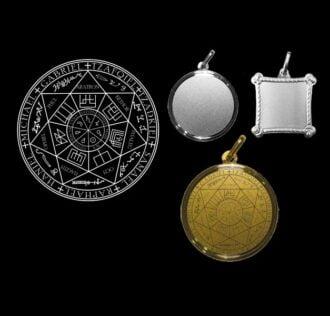 SEVEN SPIRITS - GOLD MEDAL 18k GR 3