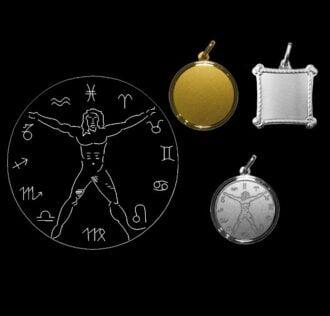 TALISMANO - L'UOMO COSMICO - ARGENTO