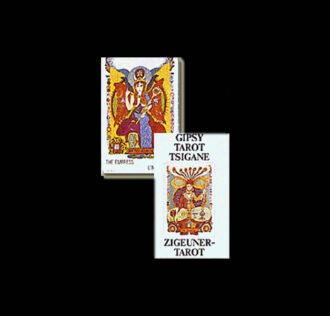 TAROCCO TZIGANO - 78 CARTE