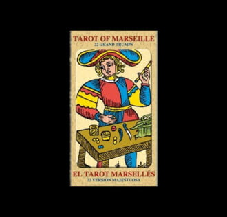 TAROCCHI DI MARSIGLIA 22 CARTE