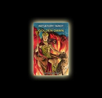 BOX GOLDEN DAWN TAROT