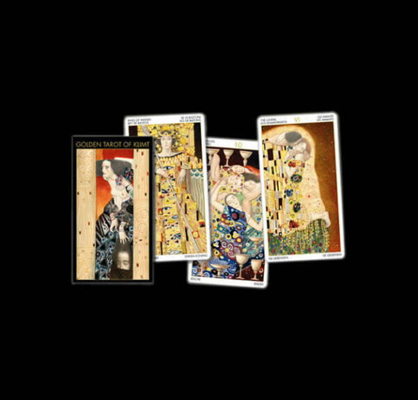 Golden Tarots of Klimt