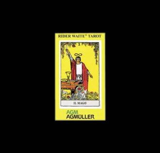 Libro dei Tarocchi Rider Waite