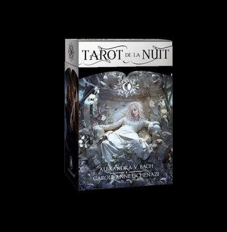 TAROT DE LA NUIT - COFANETTO CON CARTE E LIBRO