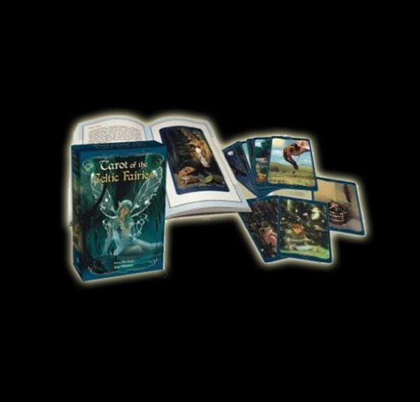 BOX CELTIC FAIRIES - TAROT DEK AND BOOK