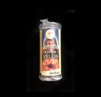 Ritualized Candles Clean and Cut the Evil