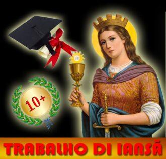 TRABALHO DI IANSÃ GREAT RITUAL