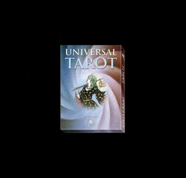 UNIVERSAL TAROT 22 CARDS