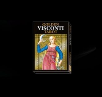 TAROTS OF THE VISCOUNTS- 22 CARDS