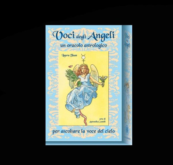 VOCI DEGLI ANGELI UN ORACOLO ASTROLOGICO