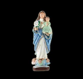 Madonna dei Rimedi - Remedios  cm 35