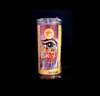 EVIL EYE - RITUALIZED CANDLE