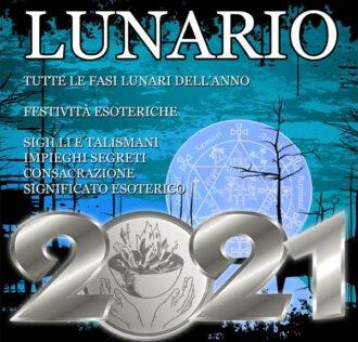 LUNARIO 2021 IL CROGIUOLO