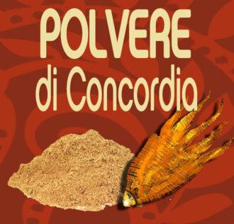 POLVERE  DI CONCORDIA (10 GRAMMI)